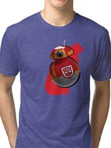 Autobot-BB8 Tri-blend T-Shirt