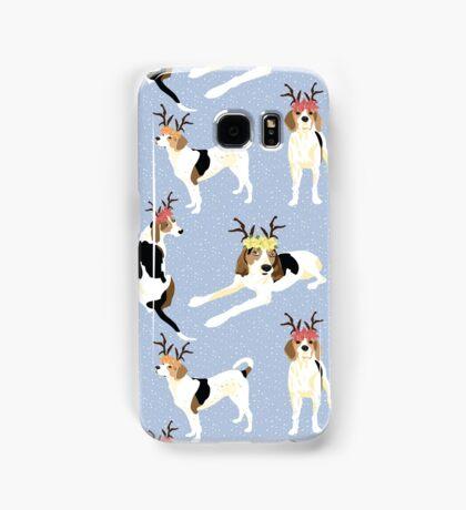 Gracie and Greta's Holiday  Samsung Galaxy Case/Skin