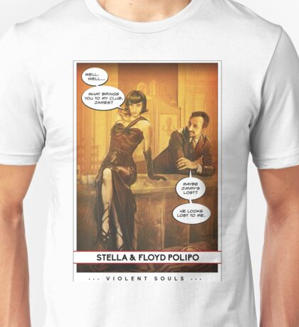Violent Souls - The Polipos Unisex T-Shirt