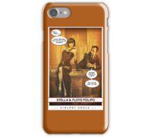 Violent Souls - The Polipos iPhone Case/Skin