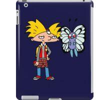 Hey Arnold! Pokemon Trainer iPad Case/Skin