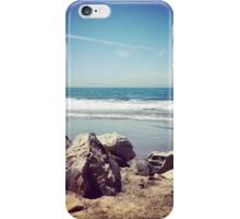 Shoreline Serenity  iPhone Case/Skin
