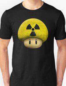 Atomic Mario's mushroom T-Shirt