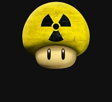 Atomic Mario's mushroom Unisex T-Shirt