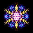 Energetic Geometry-   Merkaba Activation  by Leah McNeir