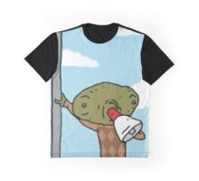 Clarence - The Big Lez Show Graphic T-Shirt