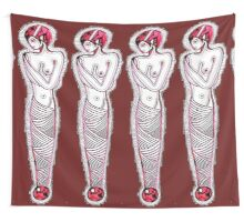 Egyptian Mummy Wall Tapestry