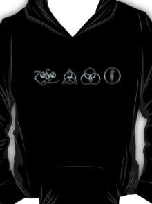 ANCIENT PAGAN SYMBOLS - REEL STEEL T-Shirt