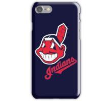 Cleveland Indians Logo iPhone Case/Skin