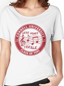 Here Comes Treble Women's Relaxed Fit T-Shirt