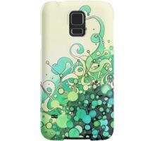 Visible Connections - Watercolor and Pen Art Samsung Galaxy Case/Skin