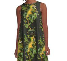Weedy Sea Dragon A-Line Dress