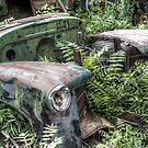 """Jerome, Arizona - """"Going Green"""" by Candy Gemmill"""