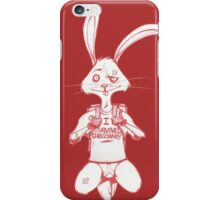 Atheist Easter Bunny iPhone Case/Skin