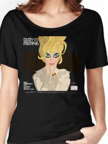 DUSTY IN MEMPHIS Women's Relaxed Fit T-Shirt