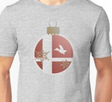 Super Smash Christmas - Duck Hunt Unisex T-Shirt