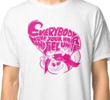 Poppy (trolls) Classic T-Shirt