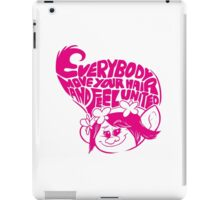 Poppy (trolls) iPad Case/Skin