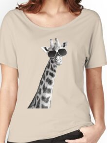 Cool Giraffe Women's Relaxed Fit T-Shirt