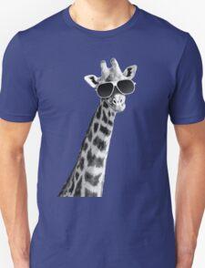 Cool Giraffe Unisex T-Shirt