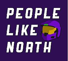 People Like North by direlywolf