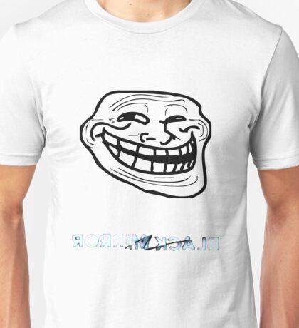 Black Mirror - Trollface Unisex T-Shirt