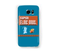 Super Elric Bros. Samsung Galaxy Case/Skin