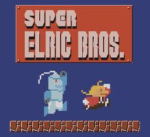 Super Elric Bros. by Joshua Bell
