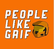 People Like Grif by direlywolf