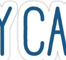 My car Sticker