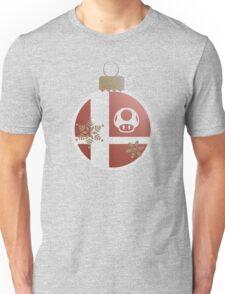 Super Smash Christmas - Mario Unisex T-Shirt