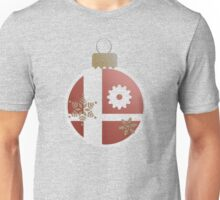 Super Smash Christmas - Mega Man Unisex T-Shirt