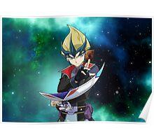 Galaxy Kaito Poster