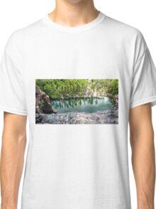 Gunlom Plunge Pool Classic T-Shirt