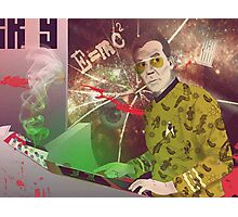 Fear & Loathing in Outer Space Photographic Print