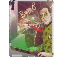 Fear & Loathing in Outer Space iPad Case/Skin