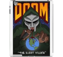 The Illest Villain iPad Case/Skin