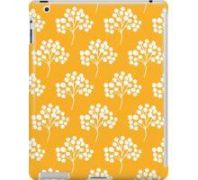 Retro Dandelion Pattern iPad Case/Skin