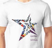 GONZ Star Unisex T-Shirt