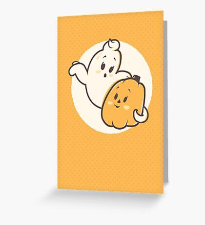 Boo Buddies Greeting Card