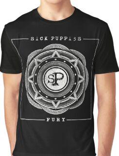 Sick Puppies artwork Graphic T-Shirt