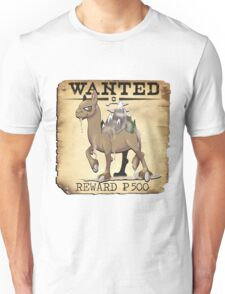 Mountain Camel - Most Wanted Pokemon Unisex T-Shirt