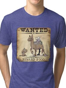 Mountain Camel - Most Wanted Pokemon Tri-blend T-Shirt