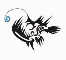 Tribal Angler Fish by RaiJEN