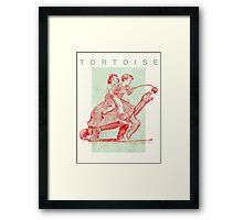Tortoise (limited edition art) Framed Print