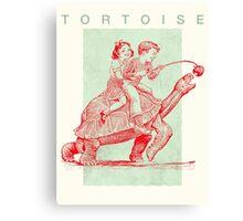 Tortoise (limited edition art) Canvas Print