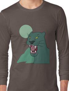 panther shirt, gravity falls Long Sleeve T-Shirt