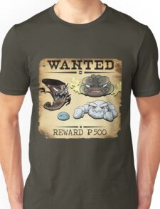 Weather Conditions - Most Wanted Poster Unisex T-Shirt