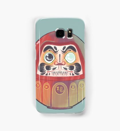 Colorful Daruma Samsung Galaxy Case/Skin