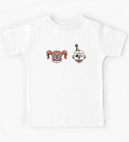 Baby and Ennard Kids Tee